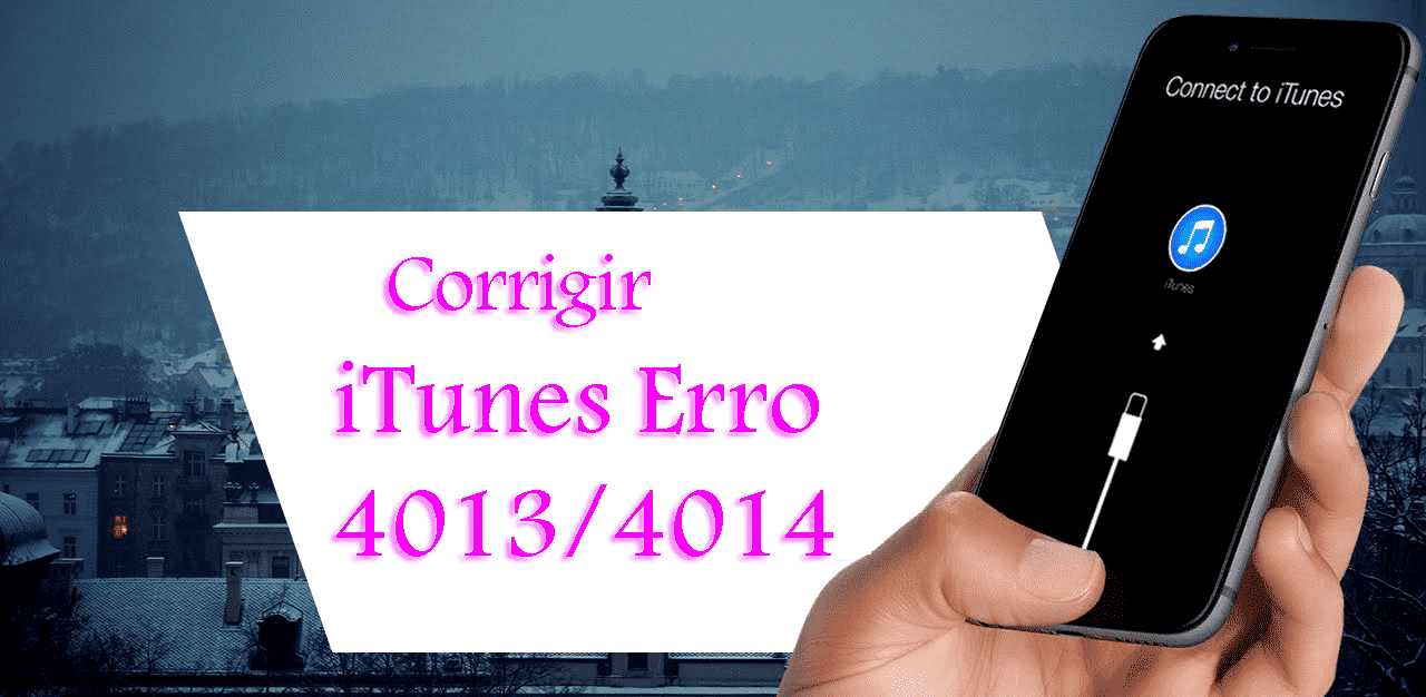 Corrigir erros 4013/4014
